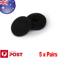 5 Pairs Soft Foam Cover Pad Ear Pads Cushion for Sennheiser MX Earphones - Z845