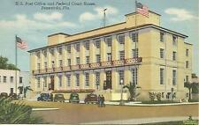 ag(W) US Post Office and Federal Court House, Pensacola, Florida