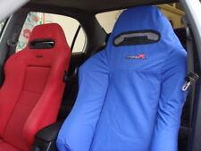 Honda Integra Type R DC5 RECARO Seats Cover Set - 2pcs (Blue)