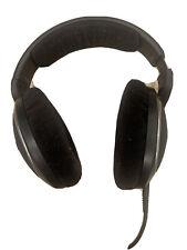 Sennheiser HD 558 Studio Monitor Headphones - Black
