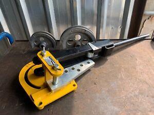 Hilmor K3 B Workshop Pipe Bender 20mm & 25mm Guides Parts