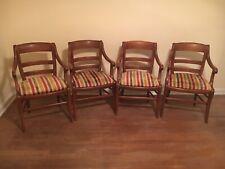 4 Maple Diningroom Chairs