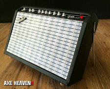 Officially Licensed Miniature Fender Twin Reverb Amp -  Free Shipping within US