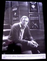 """Michael Caine Press Photo from movie """"Deathtrap"""" 1982 - 8 x 6 1/2 Glossy"""