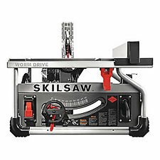 "SKILSAW Aluminum Table Saw,5 HP,15A,13-13/32"" H,120V, SPT70WT-22"