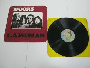 RECORD ALBUM THE DOORS LA WOMAN 954