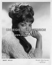 """Mary Wells 10"""" x 8"""" Photograph no 3"""
