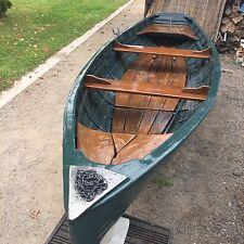 Historisches Holzboot Ruderboot Kärnten Österreich