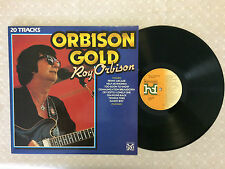 ROY ORBISON ORBISON GOLD 1984 HAMMARD AUSTRALIAN PRESS LP