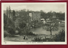 Vintage RP Postcard.Vale of Health,Hampstead. A.V.Fry & Co Ltd. No.538. H14