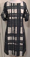 LELA ROSE Size 8 dress unique sleeves