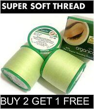 qualité Organica Sourcil Filetage Antibactérien épilation Fil De Coton UK