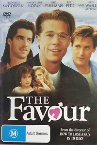 The Favour : Elizabeth McGovern, Bill Pullman, Brad Pitt & Ken Wahl