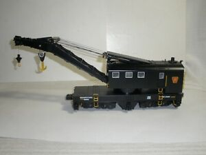 Lionel number 6-19899 Operating TMCC crane car Collectors Quality Condition