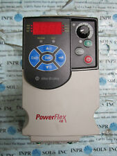 Allen Bradley 22F-B2P5N103 Powerflex 4M 0.4kW/0.5HP 200-240AC Series A *Tested*