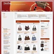 Established Handbag Make Money Affiliate Online Business Website For Sale!