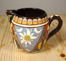 Thoune Thun Suisse Art Pottery Cruche/pot à lait