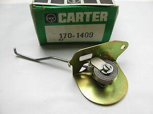NOS Original Carter 170-1409 Carburetor Choke Thermostat - TQ Thermoquad 4BBL