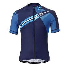 Santini Unisex Adults Polyester Cycling Jerseys
