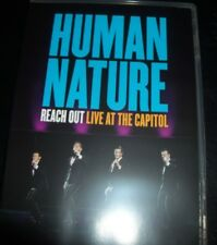 Human Nature Reach Out Live At The Capitol (Australia All Region) DVD – Like New