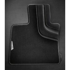 BMW X5 F15 35i 35ix 50ix Series Black Carpet Floor Mat Set of 4 2014-2017 OEM