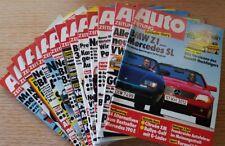 Auto Zeitung kompletter Jahrgang 1989 (14 Stk.)