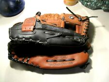 Spalding All Star Ball Glove 13 Inch Pre Oil Leather 18950 Black & Brown