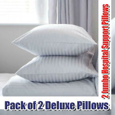 Pack of 2 Pillow Orthopaedic Pillow Head Neck Back Pain Hospital Support Pillow