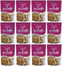 Lizi's Frutto della Passione PISTACCHIO breakast Cereal - 400 g (Pacco da 12)