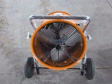 0619/70 New! Dayton- Electric Salamander Heater, Fan-Forced, 240V,3 Phase- 1RKT2