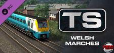 Train Simulator Welsh Marches Newport Shrewsbury Route Add On PC Steam Global
