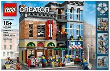 Lego 10246 Creator (Modulhaus) Detektivbüro / Coiffeur / Spielsalon - NEU !