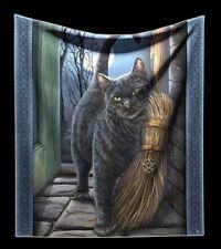 Câlin Couverture avec chats - A Brush With Magic - Par Lisa Parker fantasy