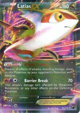 Pokemon Latias EX Holo - 85/116 - Proxy Karte - Latias