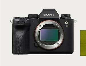 Sony Alpha A9 II 24.2MP Body Only Mirrorless Camera - Black