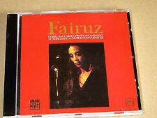 CD Fairuz in a Christmas Concert - Live VDLCD 515