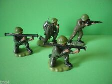 Britains 1914-1945 Military Personnel Vintage Toy Soldiers