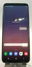 Samsung Galaxy S8 Plus 64GB Silver SM-G955U (Unlocked) -GSM World Phone- DV3673