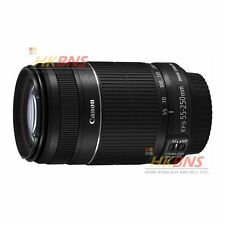 Canon EF-S 55-250mm f/4-5.6 IS II Lens 55-250 F4-5.6 White Box ~ Brand NEW