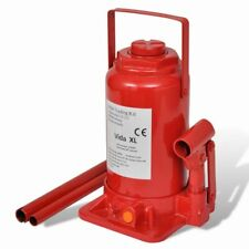 Hydraulic Bottle Jack 20 Ton Red Car Lift Automotive Heavy Duty Lifting