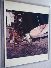 Apollo 12 Vintage Red # NASA Photo