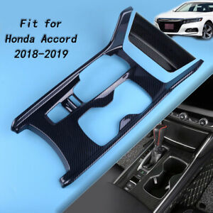 Carbon Interieur Schaltkasten Verkleidung für Honda Accord 2018
