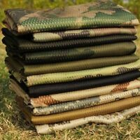 Camouflage Muffler Military  Wraps Scarves Military Scarf Mesh Print Scarf