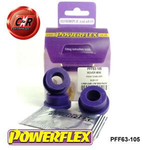 PFF63-105 Powerflex Fits Rover Mini Engine Stabiliser Bar Bush Kit