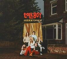 Talkboy - Over And Under (NEW CD EP)