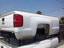 2014-18 Chevy Silverado Long 8' Long Bed White TRUCK BED