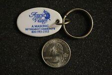 Acacia Village Masonic Retirement Community New York Keychain Key Ring #15199