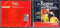 CD 757 LE REGINE DELLA MUSICA BILLIE HOLIDAY E LE PIONIERE DEL JAZZ