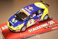 Slot SCX Scalextric 6209 Seat Leon WTCC Nº9 - New