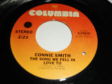 CONNIE SMITH VG++ The Song We Fell In Love Too 45 One Little Reason 3-10210 7""
